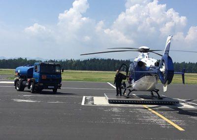 27helikopterska enota 2018