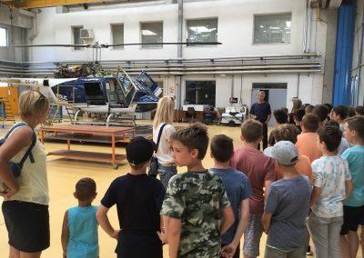 4helikopterska enota 2018