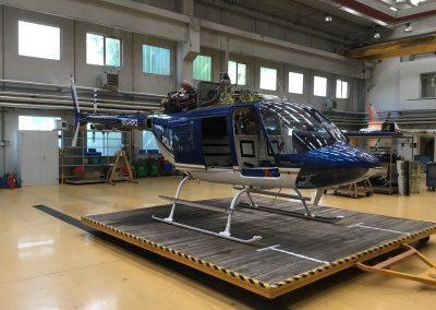 5helikopterska enota 2018