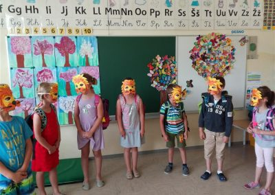 Sprejem bodočih prvošolcev