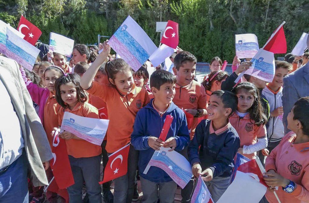 ERASMUS+ Turčija