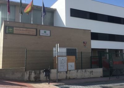 Instituto de Educación Sencundaria Santa Teresa