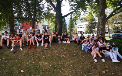 ŠOLA V NARAVI – 7. razred v CŠOD Soča